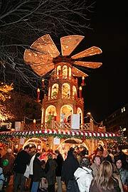 christkindlmarkt am m nchner marienplatz und kripperlmarkt in der neuhauser strasse