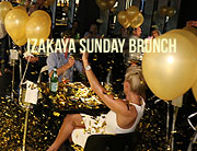 """It's not Your Mother's Sunday Brunch"" im IZAKAYA Asian Kitchen & Bar DJ & Entertainment, Champagner und Extravagantem Food am 09.09.2018 (©Foto: Martin Schmitz)"