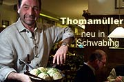 Thomamüller in Schwabing - Tiroler Flair in Traditionsgaststätte (Foto: Martin Schmitz)
