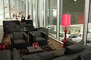 fine dining restaurant esszimmer von bobby br uer in der bmw welt rundet das gastronomische. Black Bedroom Furniture Sets. Home Design Ideas