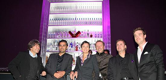P1 Bar Eröffnung im Theatersaal des Haus der Kunst München am ...