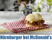 Nürnburger bei McDonald's