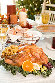 Truthann Thanksgiving (Foto: Lisa Thornberg, IStockphoto)