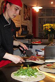 Cucina Divina - romagnolische Piadinas und mehr aus der ...