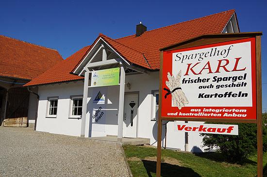 25 jahre spargelhof ulrich karl in peutenhausen. Black Bedroom Furniture Sets. Home Design Ideas