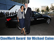 31. Filmfest München 2013 - Verleihung CineMerit Award 2013 an Sir Michael Caine am 01.07.2013 (©Foto:  Franziska Krug/Getty Images für BMW)