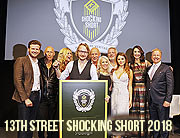 13th Street Shocking Short 2018 ©Foto: 2018 Gert Krautbauer für 13th STREET