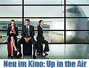 neu im Kino: Up in the Air mit George Clooney