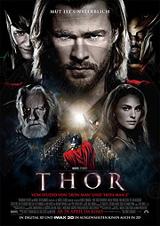 Thor kommt am 28.04.2011 ins Kino