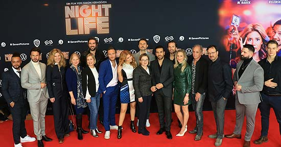Kinofilm Nightlife