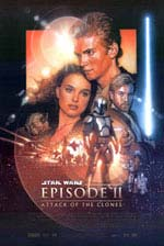 Star Wars II Plakat