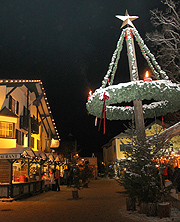 .Advent.in di Berg - Adventsmarkt Altenmarkt-Zauchensee (©Foto: MartiN Schmitz)