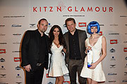 Tobias Raabe, Playmate Antonia Petrova, Tom Meiler (ARD-BR) ,Ciroc Hostess (©Credit Kitzn'Glamour-Hannes Magerstädt)