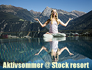 Aktivsommer im Stock resort in Finkenberg: Aktiv Hits im Sommer (©Foto:Stock Resort)