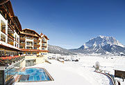 Hotel Post in Lermoos/ Tirol (Foto: Hotel Post)