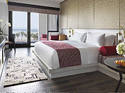 Al Baleed Resort Salalah by Anantara: Premier Sea View Bedroom (©Foto: Stromberger PR)