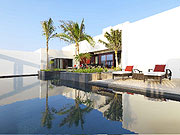 Al Baleed Resort Salalah by Anantara: Royal Beach Pool Villa (©Foto: Stromberger PR)