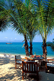 Rim Talay Beach Restaurant Hotel Santiburi Golf & Ocean Resort