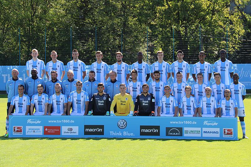 1860 München Mannschaft