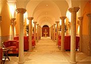 schloss elmau er ffnete 2008 orientalisches hamam auf 500 quadratmetern. Black Bedroom Furniture Sets. Home Design Ideas