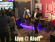 Live@Aloft und W XYZ Bar - Bubbles, Drinks & Rockabilly am 06.05.2016 (©Foto. Martin Schmitz)