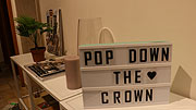 Pop Down the crown - Hotel Krone an der Theresienwiese (Foto. Martin Schmitz)