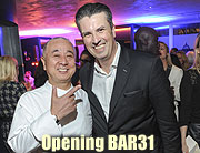 """Dance with Nobu Matsuhisa"": Opening Party der ""Bar31"" im Hotel ""Mandarin Oriental"" am 31. Januar 2016 ( ©Foto/ BrauerPhotos © G.Nitschke)"