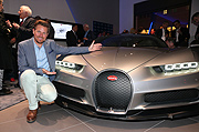 Gregor Teicher Photo Gisela Schober/Getty Images für Bugatti