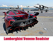 Weltpremiere Lamborghini Veneno Roadster € 3,9 Mio. Super Sportwagen am 01.12.2013 (©Foto. Lamboghini/The newsmarket.com)