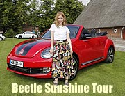 "12. ""Beetle Sunshine Tour"" in Travemünde vom 19. bis 21. August 2016: VIPs gaben an der Ostsee Gas! Motto 2016: ""Crazy - nichts für Spießer"" ( ©Fotos Franziska Krug/Getty Images für die Beetle Sunshine Tour"