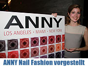 ANNY Nail Fashion made in L.A., Miami and New York seit Februar 2011 exklusiv bei Douglas (©Foto: Martin Schmitz)