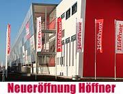 h ffner m nchen freiham auf qm er ffnete ein weiteres m belhaus der berliner kette. Black Bedroom Furniture Sets. Home Design Ideas