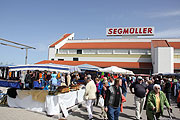 Einrichtungshaus Segmüller In Parsdorf Bei München Verkaufsoffener