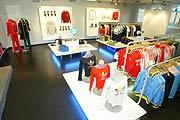 Adidas Originals Store Frankfurt
