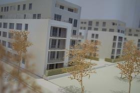 naturnahes wohnen im arnulfpark die bayerische hausbau. Black Bedroom Furniture Sets. Home Design Ideas