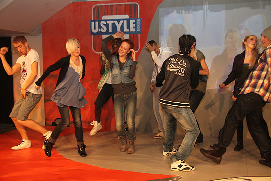 U.Style Fashion Pre-Opening Party am 10.092.2010 (©Foto: Martin Schmitz)