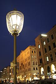 Weihnachtsbeleuchtung München.Maximilianstraße München Exklusive Weihnachtsbeleuchtung Der