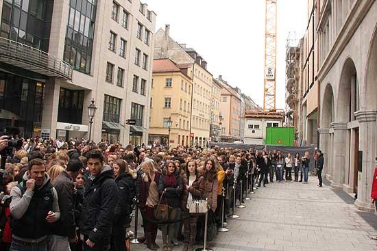 Abercrombie München Öffnungszeiten
