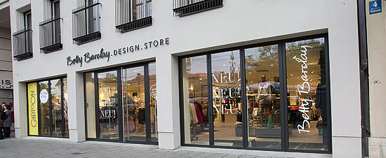 competitive price 16c6d 1eaea Betty Barclay Design Store - Betty Barclay eröffnete neuen ...