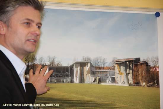 Architekt In München dav kletterzentrum münchen fertigstellung am 18 02 2011 foto