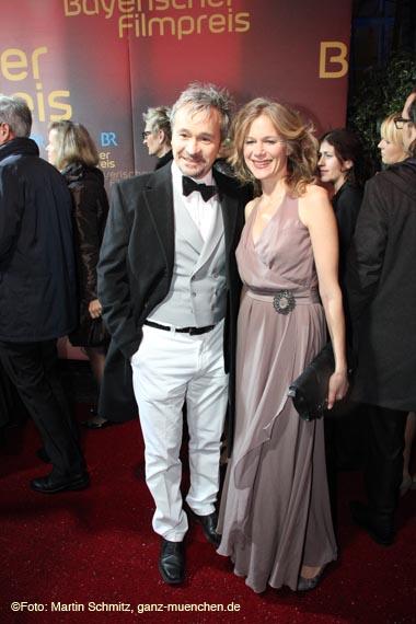 bayerischer filmpreis 2011 roter teppich foto martin schmitz 120120filmpreis. Black Bedroom Furniture Sets. Home Design Ideas