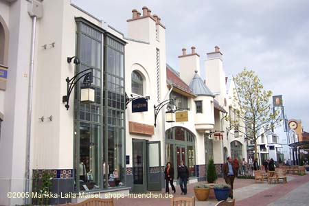 impressionen ingolstadt village fotos marikka laila maisel shops 051026outlet. Black Bedroom Furniture Sets. Home Design Ideas